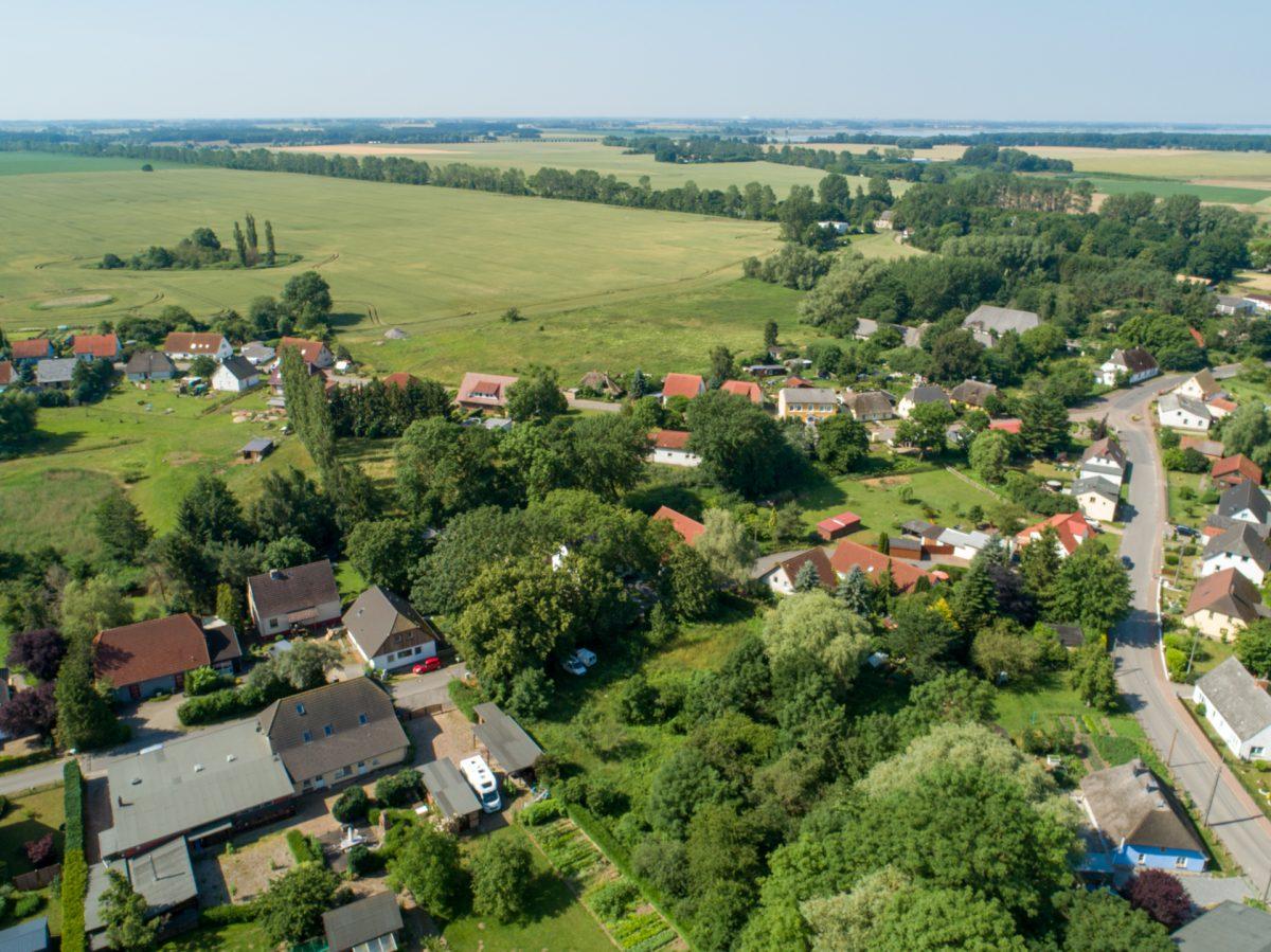Idyllisches Baugrundstück in Dreschvitz